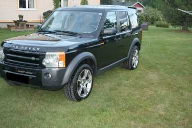 Photo : Propose à vendre Voiture 4x4 LAND ROVER - Discovery