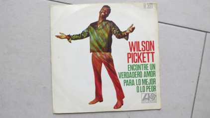 Photo : Propose à vendre 45 tours Pop, rock, folk - WILSON PICKETT