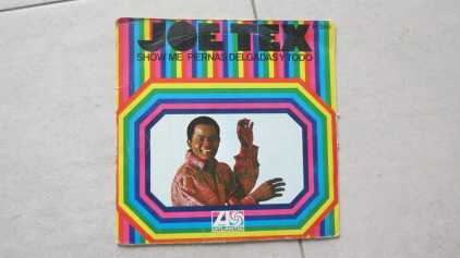 Photo : Propose à vendre 45 tours Pop, rock, folk - JOE TEX