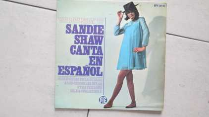 Photo : Propose à vendre 45 tours Pop, rock, folk - SANDIE SHAW