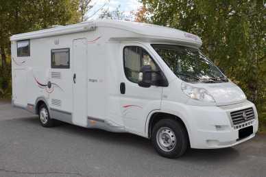 Advisto campings cars minibus vehicule occasion - Camping car avec garage voiture occasion ...