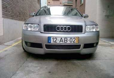 Photo : Propose à vendre Berline AUDI - A4