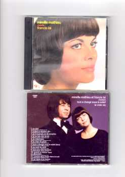 Photo : Propose à vendre CD MIREILLE MATHIEU CHANTE LAI CD 12 TITRES