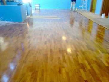 Photo : Propose à vendre Bricolage et outillage AFRICAN WOOD FLOORING DOUSSIE 275-300 - PARQUET AFRICANO ORIGINALE DOUSSIE 275-300