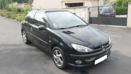 Photo : Propose à vendre Berline PEUGEOT - 206