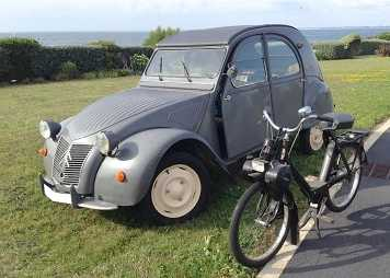 Photo : Propose à vendre Berline CITROEN - 2CV
