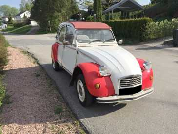 Photo : Propose à vendre Cabriolet CITROEN - 2CV