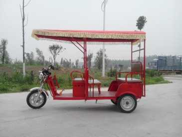 Photo : Propose à vendre Voiture 4x4 ASIA - CAR CLINIC - ELECTRIC RICKSHAW MANUFACTURERS-E RIC