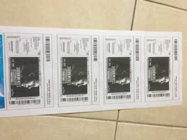 Photo : Propose à vendre Billets de concert CONCERT SHAWN MENDES - MADRID