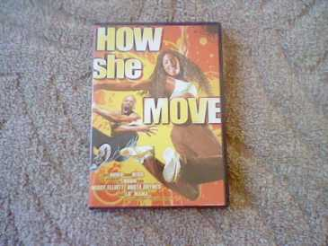 Photo : Propose à vendre DVD Drame - Romantique - DVD HOW SHE MOVE