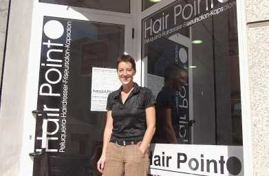 Photo : Propose  HAIRPOINT, DAMEN UND HERRENFRISEUR, FRISEURMEISTER - GUARDAMAR DEL SEGURA