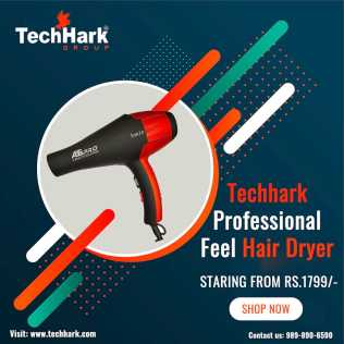Photo : Propose à vendre Electroménager TECHHARK - HAIR DRYER