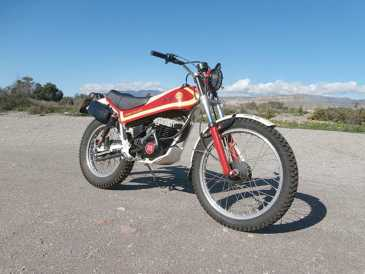 Photo : Propose à vendre Moto 350 cc - MONTESA - 348 TRAIL