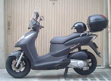 lire une petite annonce propose vendre scooter 125 cc honda. Black Bedroom Furniture Sets. Home Design Ideas