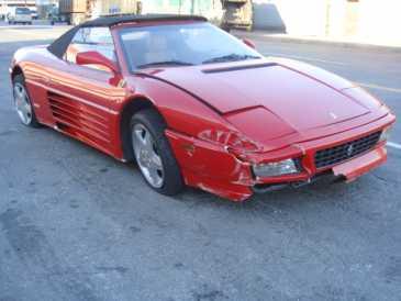 Propose à vendre occasion voiture de collection FERRARI 348, 34 900