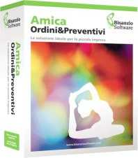 Photo : Propose à vendre Logiciel BISANZIO SOFTWARE - AMICA 2007 ORDINI & PREVENTIVI