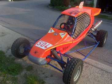 kart cross d'occasion pas cher