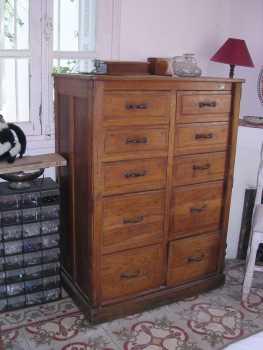 Chercher des petites annonces meubles tunisie for Meuble classeur ancien