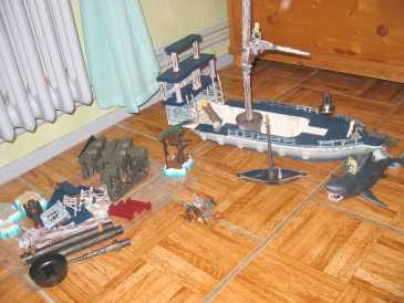 Photo : Propose à vendre Lego / playmobil / meccano LEGO - BATEAU PIRATE