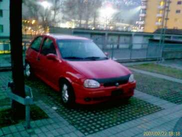 Photo : Propose à vendre Coupé OPEL - Corsa