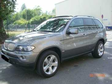 Photo : Propose à vendre Monospace BMW - X5