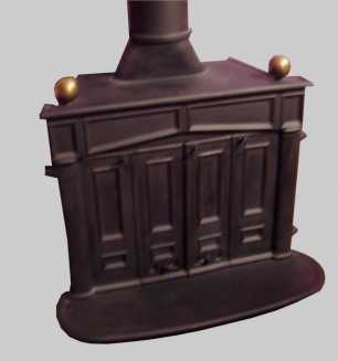 petit poele a bois a vendre petit poele bois sur. Black Bedroom Furniture Sets. Home Design Ideas