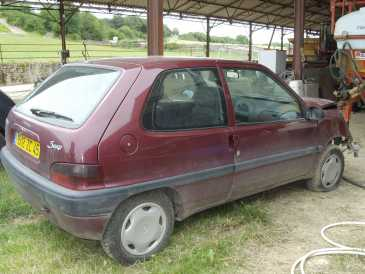 Photo : Propose à vendre Berline CITROEN - Saxo