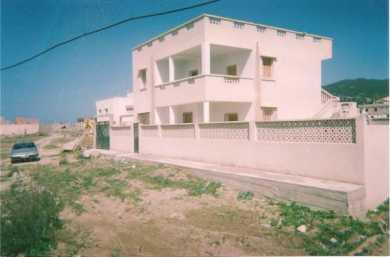 Chercher des petites annonces maisons alg rie for Plan de maison algerie 200m2