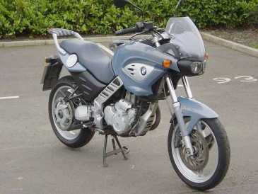 Photo : Propose à vendre Moto 60 cc - BMW - 2004 BMW F650
